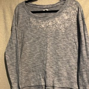 Aerie knit long sleeve
